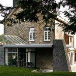 Villa Courtil; vakantiehuis in Ardennen voor grote gezelschappen, echt een aanrader, ook met kleine kinderen! Mooie omgeving, fijn huis, luxe, veel badkamers, twee zitkamers en speelkamer voor kids en een jacuzzi in de tuin (staat niet op de foto)