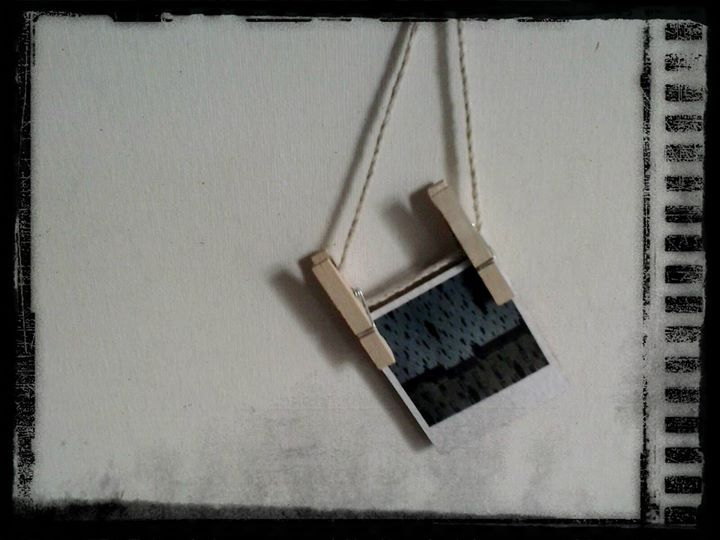 """the """"Magritte"""" pendant"""