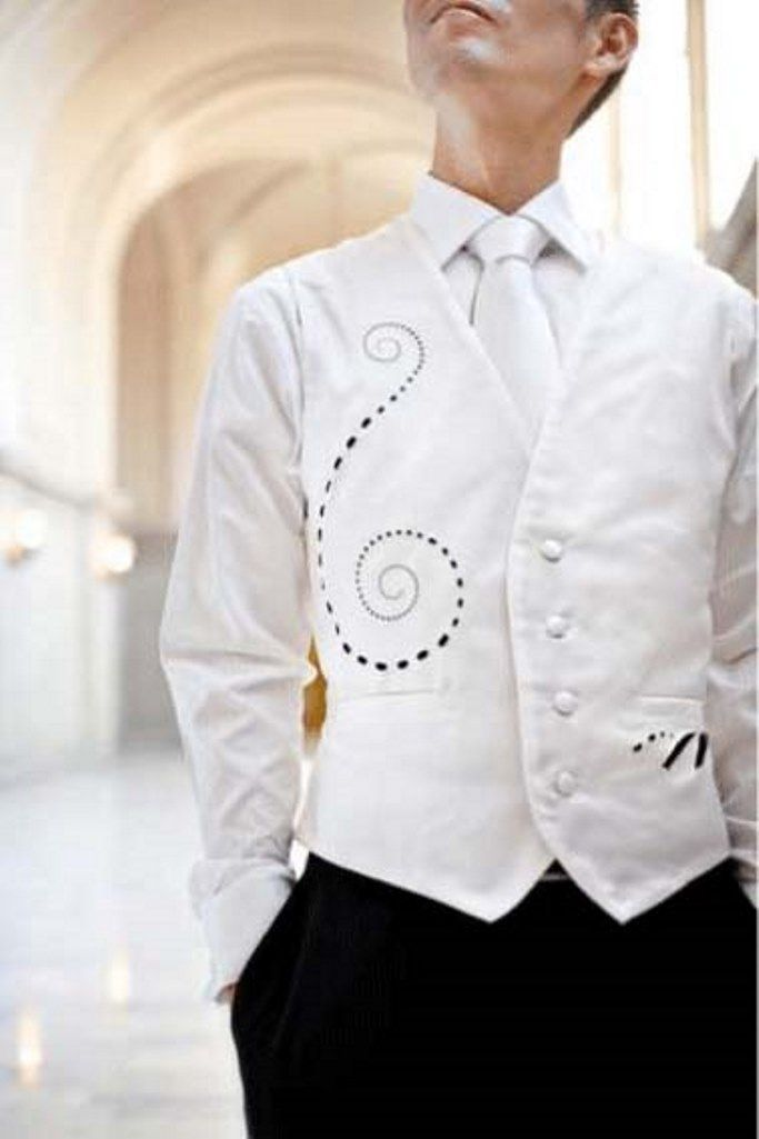 Современые модные наряды с применением гильоширования - Ярмарка Мастеров - ручная работа, handmade