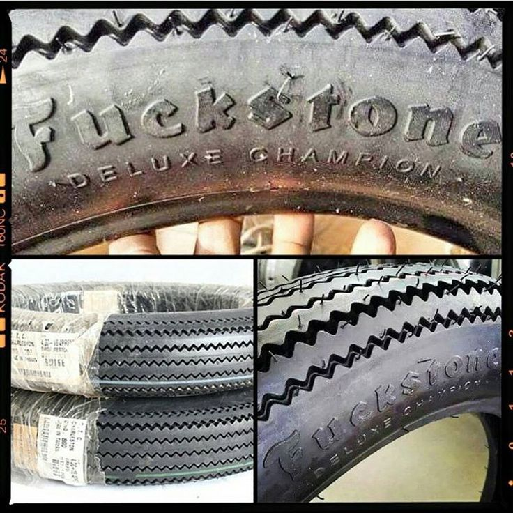 Fuckstone Deluxe Champion tires. Champion. Speed. Safety