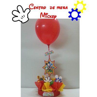 Centro De Mesa.frozen,dra.juguetes,sofia,peppa Ping,mickey - Bs. 5.000,00