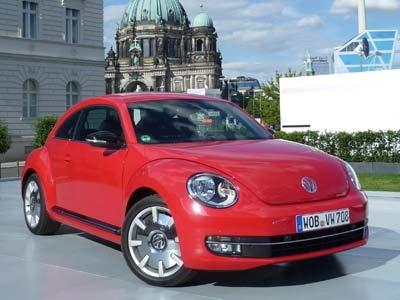 Volkswagen Beetle Review (2011)