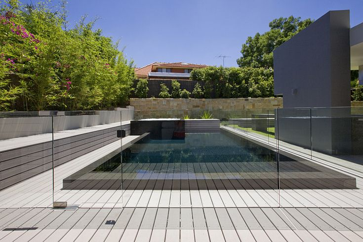 Traditional Geometric Style Pool - Traditional-17 by Sydney Pool Builder - Sunrise Pools