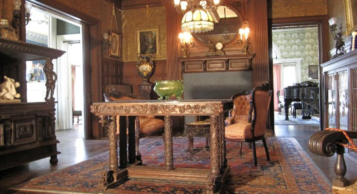 Rockcliffe Mansion | Bed & Breakfast | Lodging | Visit Hannibal MO