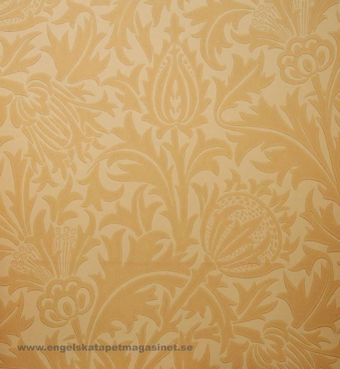William Morris Thistle Tapet
