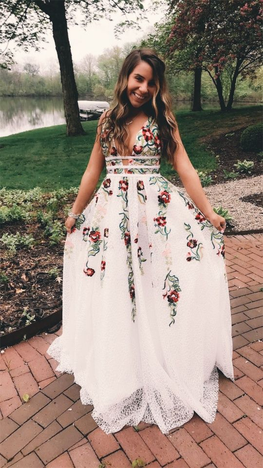 VSCO - oliviabusch | Cute clothes in 2019 | Floral prom