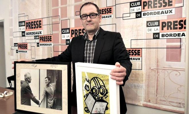 A l'occasion de son 35ème anniversaire, le Club de la presse de Bordeaux organise une vente aux enchères, le 7 novembre prochain à l'Institut de Journalisme Bordeaux Aquitaine.