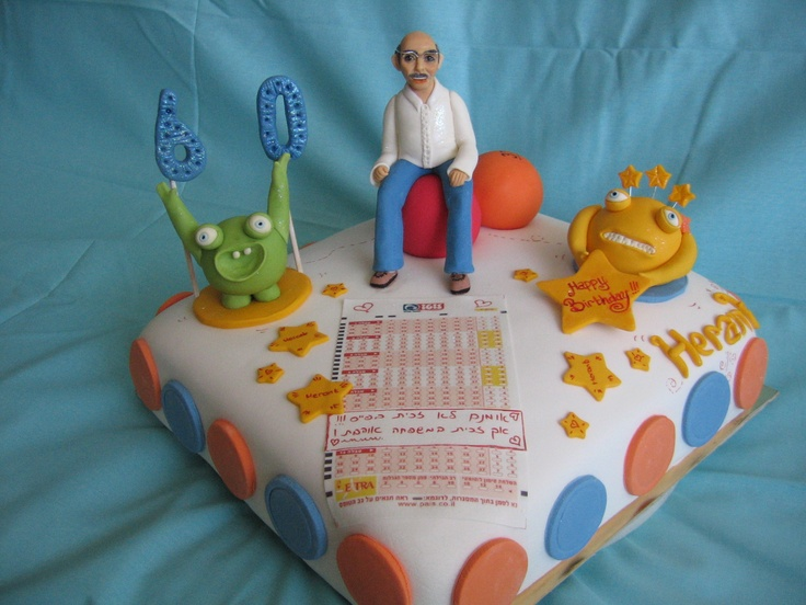 Free Birthday Lottery ~ Best gambling cakes images on pinterest