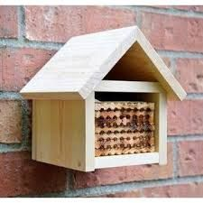 images about Bee Houses on Pinterest   Bee House  Bees and    bee house plans   Google Search