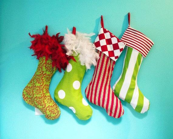 110 best Christmas Elf Stockings images on Pinterest | Christmas ...