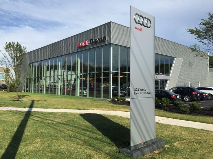 Audi Dealership-Devon, PA