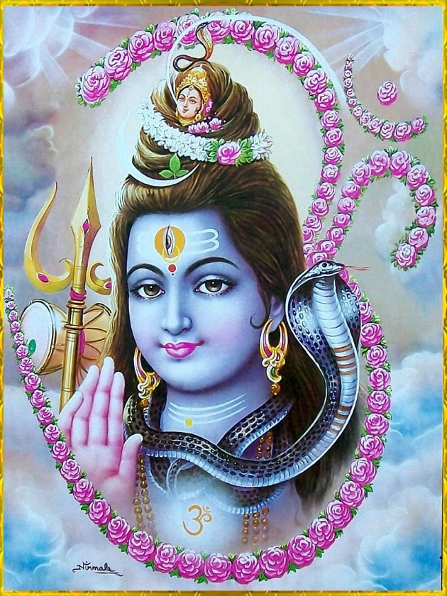 Shiva triunfante. |Pinned from PinTo for iPad|