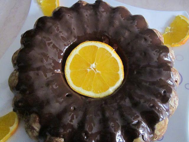 Κέικ με ολόκληρο πορτοκάλι Θεικό !! ~ ΜΑΓΕΙΡΙΚΗ ΚΑΙ ΣΥΝΤΑΓΕΣ