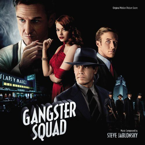 Gangster Squad: Best.  I was totally riveted by the plot AND the cast. =)