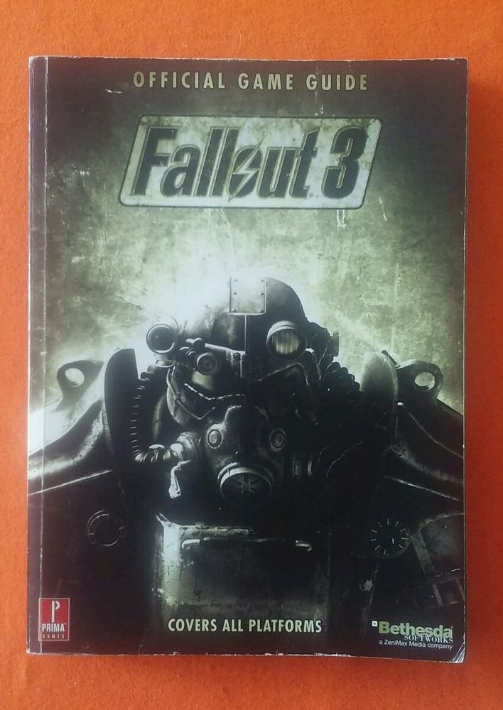 Fallout 3 Prima Official Game Guide for All Platforms #BrandPrimaGames