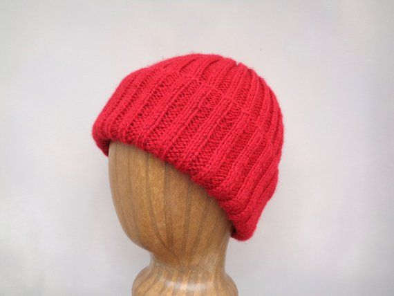 401668134b05a Hand Knit Hat