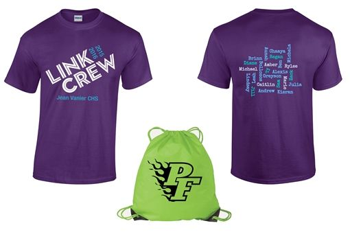 Spirit wear for any club, team or event in your school