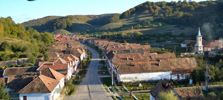 Saxon Village from Transylvania  http://www.touringromania.com/tours/city-break/discover-transylvania-private-tour-4-days-brasov-sighisoara-sibiu.html