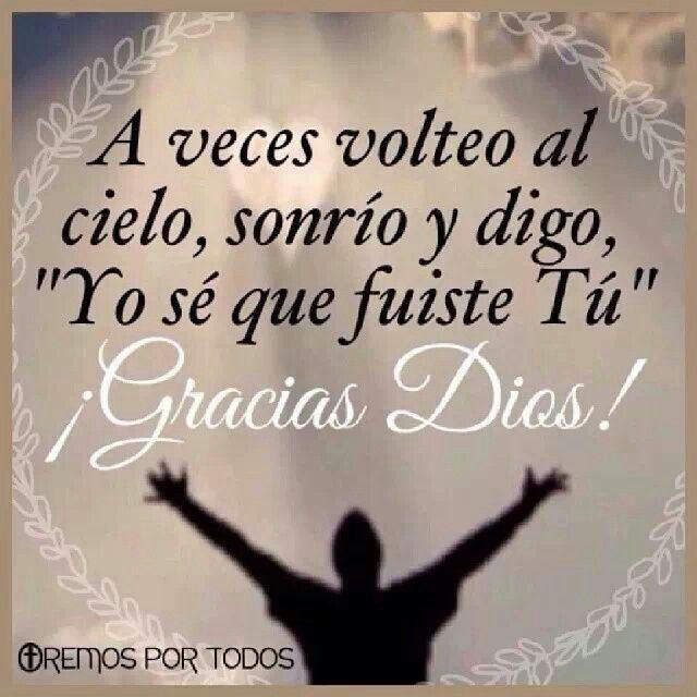 De Dios nos viene todo: Bendiciones&Pruebas!♥