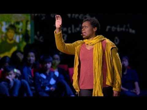 Storyteller and educator Awele Makeba combines performing arts and history to tell a powerful story from the American civil rights movement.