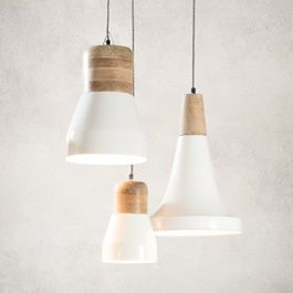 20th Century Pedant Lights are a must have for the modernist this season. www.shf.co.za #light #love #repin #trending #modern #natural