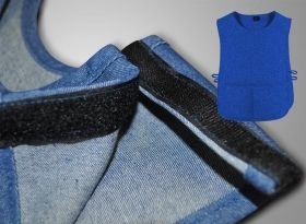 Promotional products that work: Twill Toddlers Smock. Perfect for messy art classes. Order yours from www.luscangroup.com