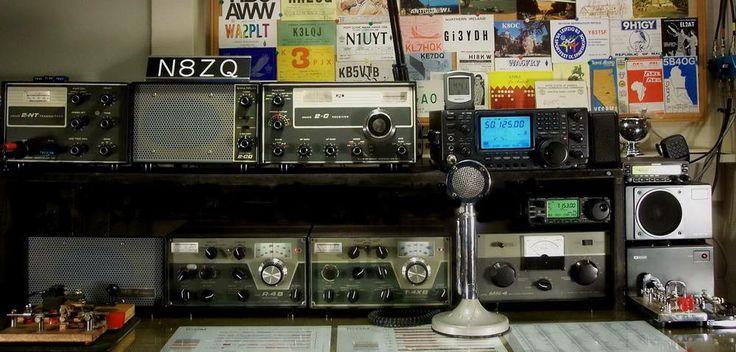 Amateur Radio Station Wb4omm: 17 Best Images About HAM On Pinterest