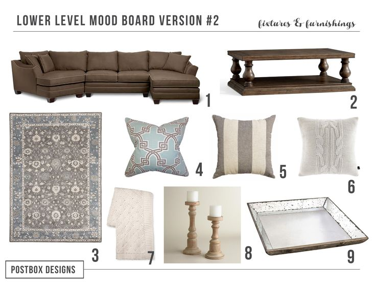 Living Room Makeover by Postbox Designs, 1 Sofa: 2 Ways, Keep your existing furniture but with a whole new look
