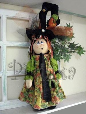 Pikilika - Oficina de Artes - BONECAS: Goma Eva, Arts, Dolls, Cloth, Espantallhos Crows