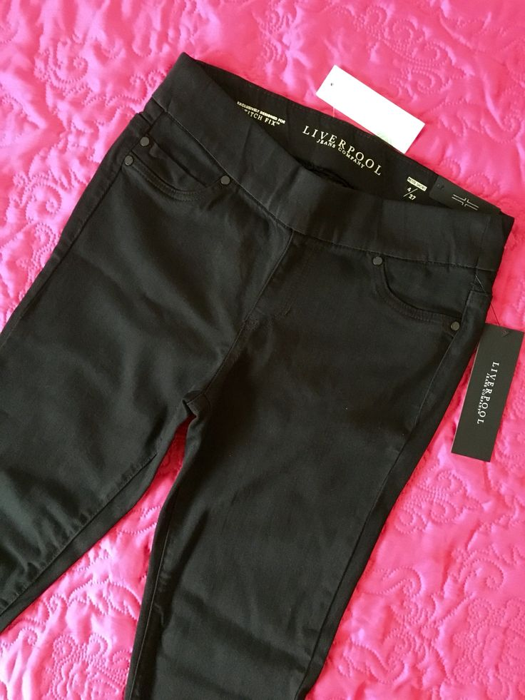 Liverpool - Mira Skinny Jean - Stitch Fix  I've heard great things -good for work