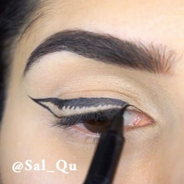 Perfection!  @sal_qu ���� - - - - - - #eye #eyebrows #eyeliner #motd #face #transformation #eyelashes #mua #makeupartist #tips #pretty #insta #eotd #stylish  #girls #pretty #makeup #instabeauty #makeupaddict #cute #goals #instagood #insta  #tutorial #like4like #eotd #hudabeauty #fashion #instadaily http://ameritrustshield.com/ipost/1551748964960034367/?code=BWI63ZNBd4_