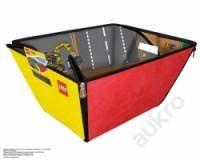 Lego city ZipBin box - podložka pro lego kostky