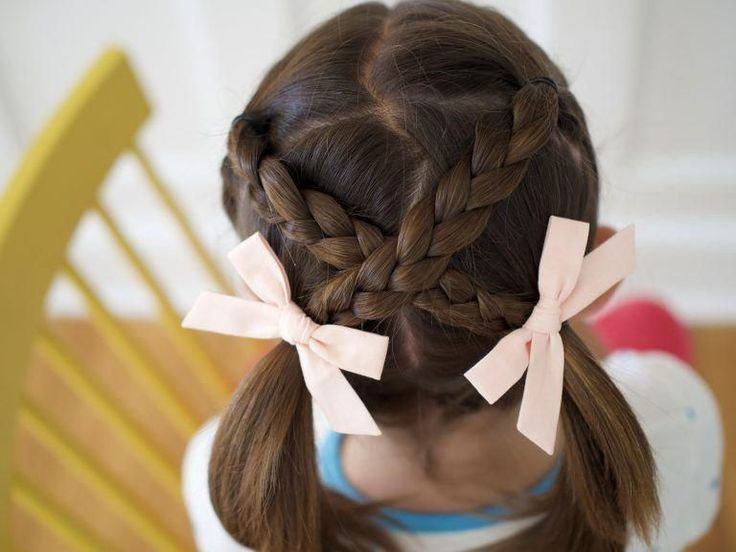 Petite fille Updo Hairstyl - #Hairstyl #little - #new