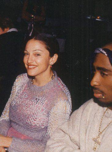 2 pac x Madonna.. 2 grandes en un mismo m2
