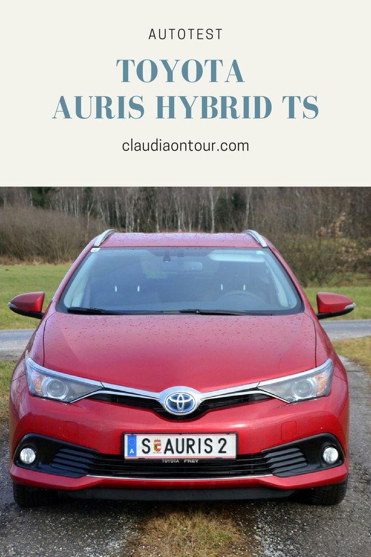 Toyota Auris Ts Hybrid Auch Fur Frauen 50plus Ein Ideales Auto Toyota Auris Toyota Und Autos