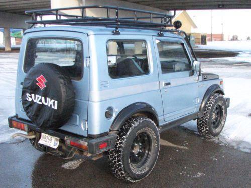 690 Best Images About Suzuki Samurai On Pinterest Cars