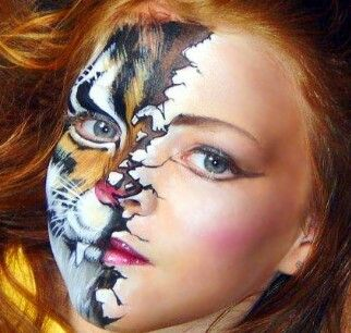 27 best Cool costumes and makeup images on Pinterest | Costumes ...