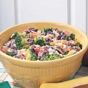 Western Broccoli Salad