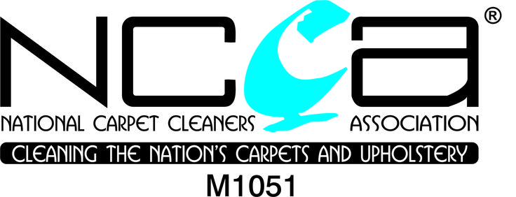 We are Certified Members of the National Carpet Cleaners Association the recognised Trade Body for Carpet Cleaning