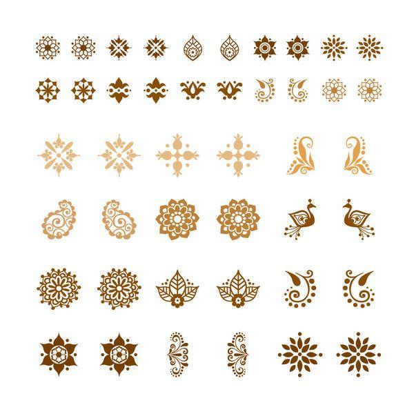 best 20+ small henna tattoos ideas on pinterest | small henna