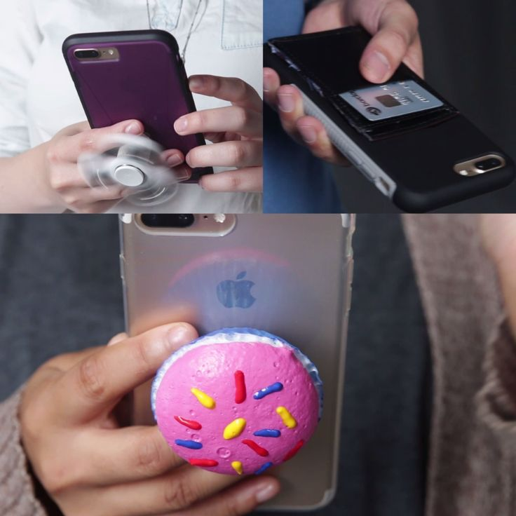 DIY Phone Cases For Every Personality