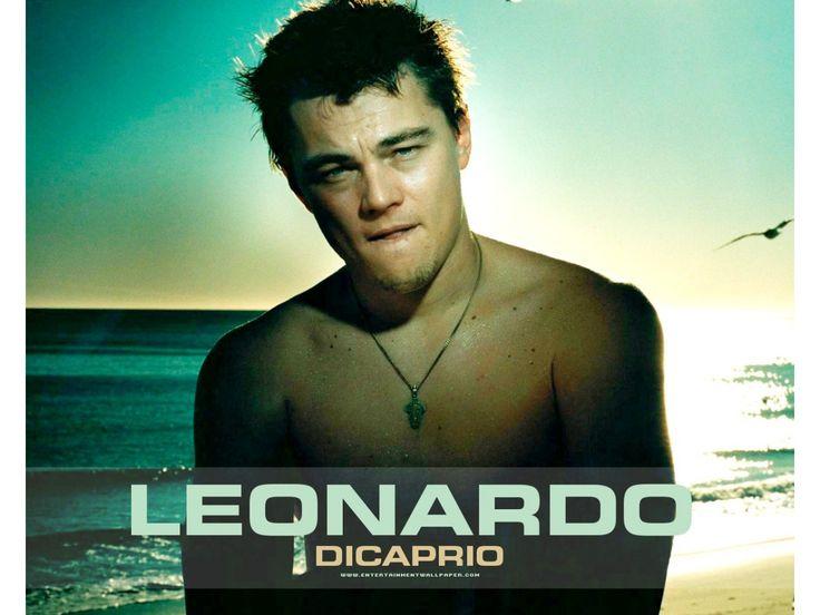 Leonardo DiCaprio From The Beach Movie Wallpaper