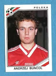 Image result for mexico 86 panini poland