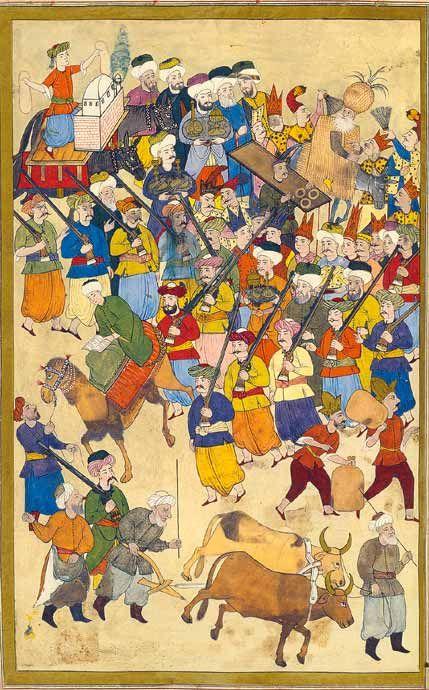 Levni-Surname-i Vehbi-1720