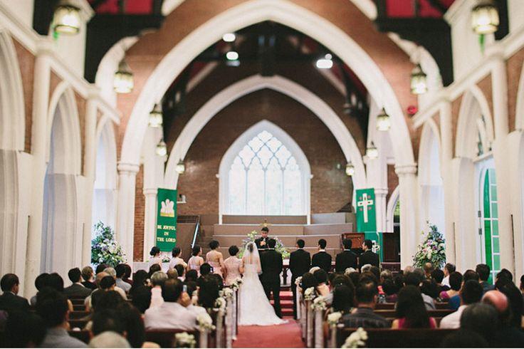 Trinity christian church singapore wedding venues