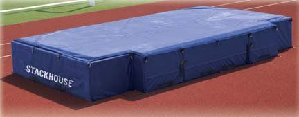 """International High Jump Landing Pit System with Cut Out - 18' x 10' x 28""""  //Price: $ & FREE Shipping //     #sports #sport #active #fit #football #soccer #basketball #ball #gametime   #fun #game #games #crowd #fans #play #playing #player #field #green #grass #score   #goal #action #kick #throw #pass #win #winning"""