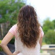 No Heat Plopping Curls | Cute Girls Hairstyles - #curls #girls #hairstyles #plopping - #cutehairstyle - #curls #girls #hairstyles #plopping - #HairstyleCuteCurls
