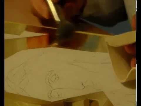 Icoana Mantuitorul Hristos cununa de spini. Gilding icon.