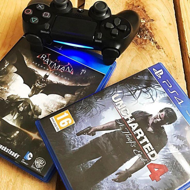 Batman #arkhamknight terminé place aux aventures de #natandrake dans #uncharted4  #viveledimanche #sunday #game #ps4 #batman #joker #ps4games #playgame #gaming #like #love
