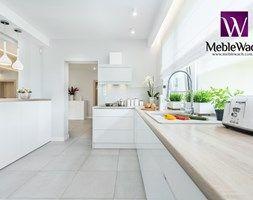 Meble Wach - Meble na zamówienie - Kuchnie nowoczesne www.meblewach.com - zdjęcie od Meble Wach - Meble na wymiar - Pomiar Projekt Wizualizacja 3D - www.meblewach.com.pl
